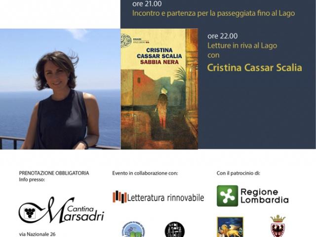 Letture in Riva al Lago con Cassar Scaglia