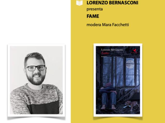 23 luglio 2020- Lorenzo Bernasconi - Fame